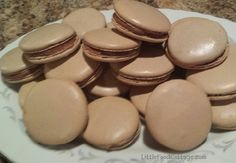good tips for macaroons. i haven't tried baking them yet, but i plan to!