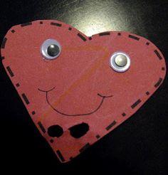 My Delicious Ambiguity: Toddler (& boy) Friendly Valentine Crafts