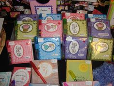 Craft fair items by buggainok - Cards and Paper Crafts at Splitcoaststampers