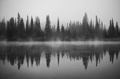 Reflection Lake by Lawrence Ripsher on 500px