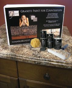 Win a Giani Granite