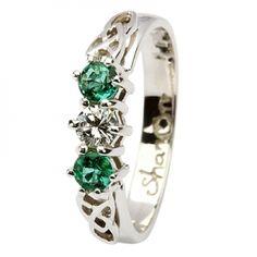 Beautiful Irish wedding ring