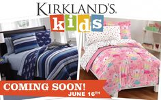 Who wouldn't want a $1,000 Kirkland's gift card to decorate the kids' room of your dreams?! Learn how to enter the Pin It Pretty Giveaway at our blog! http://bit.ly/1oXQSHc #PinItPretty #mykirklands #kirklands