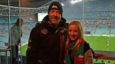 Russell Crowe with member #24601