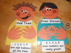 Odd Todd, Even Steven