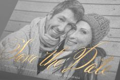 Kleinfeld Paper || Happily Ever After Save the Date