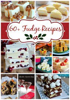 60 Fabulous Fudge Recipes