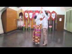 Philippine Folk Dance - Gayong-gayong