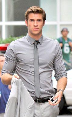 Liam Hemsworth. <3