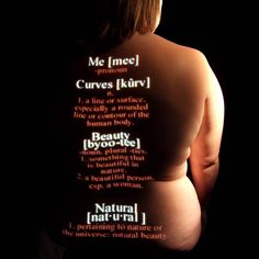 quotes+about+positive+body+image | The Mozaïk~Curves Project, Positive Body Image ! | Flickr - Photo ...