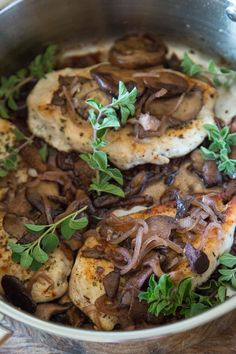 Chicken Marsala With Sage And Thyme Recipes — Dishmaps