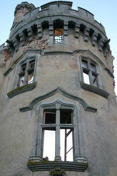 abandon castl, abandon chateau, famili tragedi