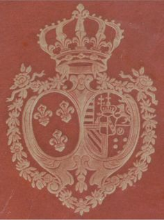 Marie Antoinette's coat of arms