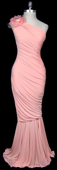Halston, 1970s Dress