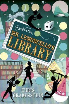 Chris Grabenstein: Escape from Mr. Lemoncello's Library