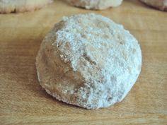Flour Me With Love: Polvorones de Canele - Happy Cinco de Mayo!