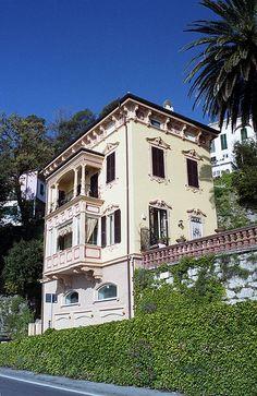 Portofino - Old mansions