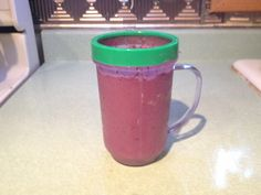 Special Breakfast Smoothie - great tips for anyone on a soft diet - The L'il Baker Girl