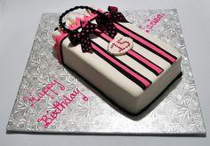 Quinceañera Cake