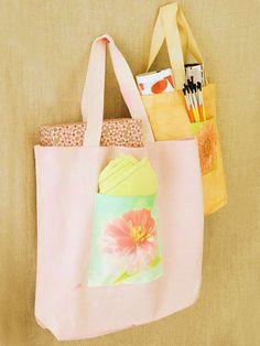 Artful Reusable Bag