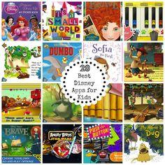 20 Best Disney Apps for Kids