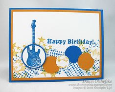 happy birthdays, teen card, boy cards, happy birthday cards, guitar birthday cards, boy birthday, happi birthday, grung rock