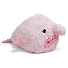 ThinkGeek :: Blobfish Plush