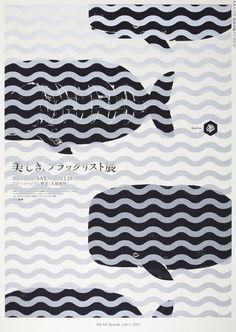 graphic design, sea, whale