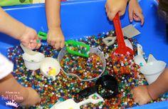 Messy Play & Sensory Fun for kids