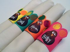 Fun, easy turkey crafts for kids to make