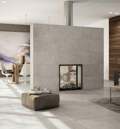 #interior #living #fireplace