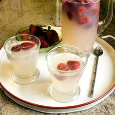 Easy Strawberry Lemonade Allrecipes.com