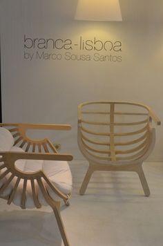 Branco Lisboa  Furniture design by Marco Sousa Santos for Portuguese brand Branco Lisboa.