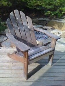 It's that time of year ... bring out the Adirondacks or make some new ...