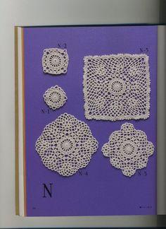 ISSUU - Crochet by vlinderieke