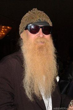 Billy Gibbons - Born in Houston, Texas. American musician, actor