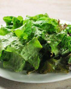 Martha's Favorite Recipes for Spring // Vinaigrette in a Jar Recipe