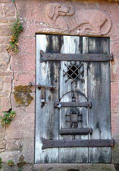 Castle of Koingsburg, Alsace, France Copyright: Roland McMahon