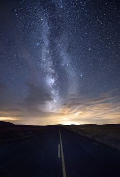 Milky Way. I've seen this so many times... I love the night in the country.
