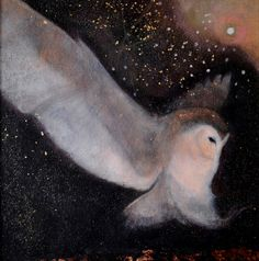 The soft night descending by Catherine Hyde