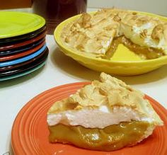 Butterscotch Pie...the old Southern way...
