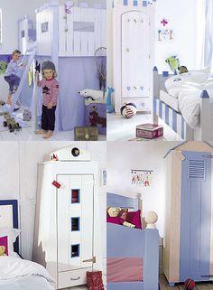 Car Möbel. Ideas para dormitorios infantiles - Muebles y decoración - Compras - Charhadas.com