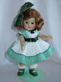 "1953 Vogue Ginny Strung Doll ""Hope"" - 1953"