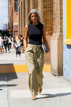 Street Fashion From NYFW: The Best Photos | StyleCaster