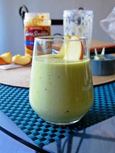Avocado Banana Smoot