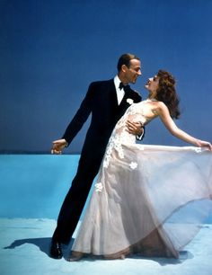 Fred Astaire - In Color!