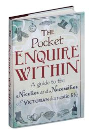 Enquire Within: A Guide to the Niceties and Necessities of Victorian Domestic Life