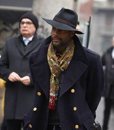 scarf + hat game