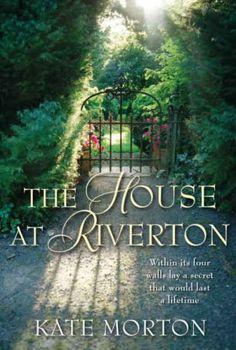I love Kate Morton. I've read all of her novels.