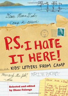 For every parent who's ever received a letter from a homesick child or anybody who's ever written their parents with crazy requests from their bunk, P.S. I Hate It Here: Kids' Letters From Camp will delight with hilarious and heartwarming real-life letters. Now available from Thrift Books for only $3.97!